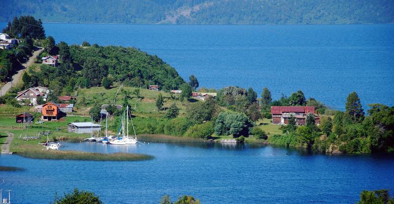 Puerto Octay - Lake Llanquihue